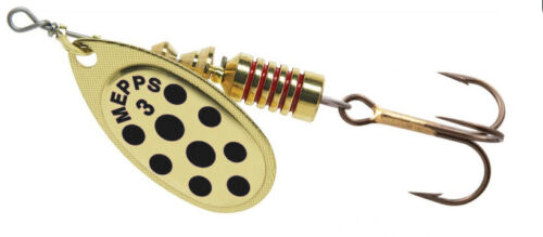 Different sizes//colors BRAND NEW Mepps AGLIA DECORE fishing spinners