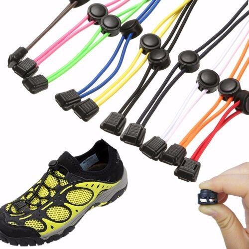 Chaussure tie Boucle Cordon Sport No Verrouillage Elastique Lacets Nf 100cm Pour wY7aBB