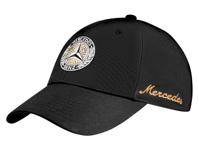 New Crystal Mercedes-Benz Hats! Brand NEW from Mercedes-Benz South ORLANDO in Beautiful Sunny Florida!! 3 Different Styles