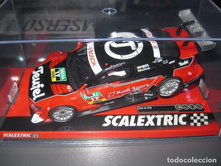 NOVELTY - A10213S300 - AUDI A5 DTM MOLINA'S SCALEXTRIC 1 32 new
