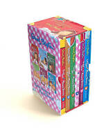 Malory Towers by Enid Blyton Set Of 6 Paperback Book Collection