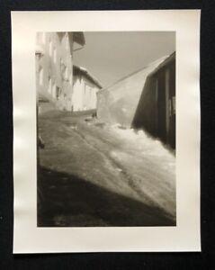 Heinrich audace, villaggio Strada, 1930er-anni, fotografia dal SCONTO, 2014