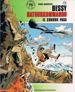 Bessy-Natuurkommando-13-El-condor-pasa-1ste-druk