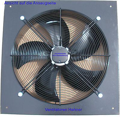 Axial Ventilator / Wandventilator / Lüfter 8800 M³/h Starke Verpackung