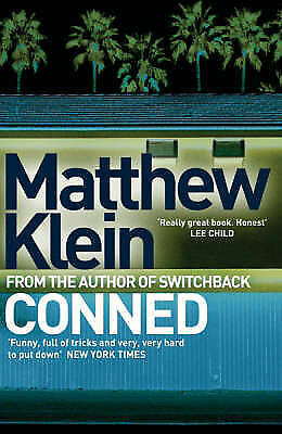 1 of 1 - Conned, Matthew Klein, New Book