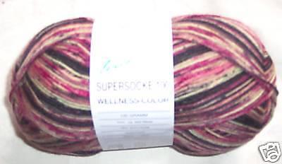 ONLINE Wellness Color Supersocke 100 Yarn-#1069