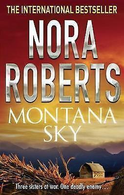 1 of 1 - Montana Sky by Nora Roberts Medium Paperback 20% Bulk Book Discount