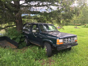 1989 Ford Bronco 2