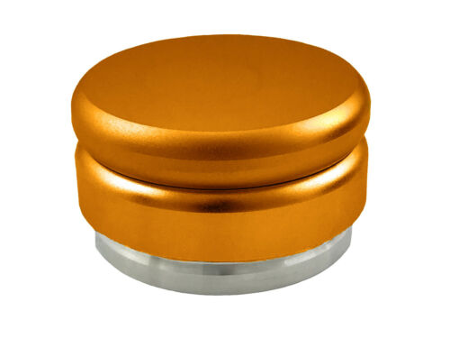 """Scarlet Espresso Tamper /""""FLAT/"""" 58 mm Barista attachée en acier inoxydable solide Exécution"""