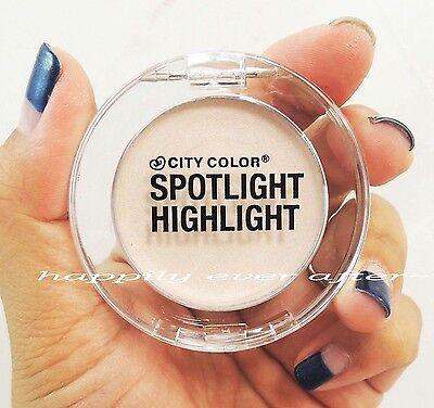 CITY COLOR Highlighter Cream - Spotlight Face Cream Highlighter *US SELLER*