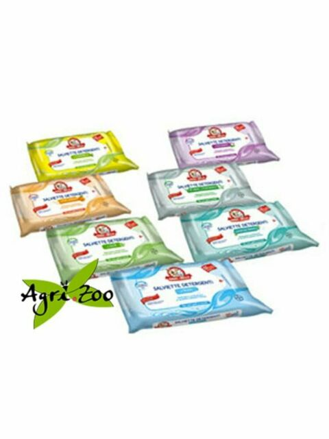 Bayer Salviette Detergenti 50 pz. (Scegli la Fragranza)
