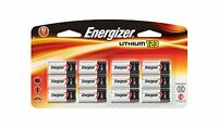 Energizer Photo Battery Cell Size 123 12-count 12 Count Free Shipping