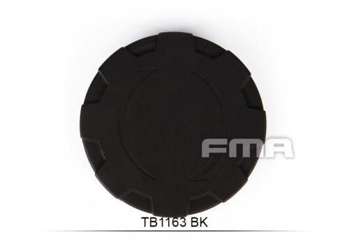 FMA Helmet Gear Wheel Box Lockout Dip Can Outdoor Accessories Storage TB1163