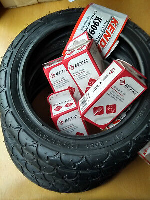 2 x landau pneus /& 2 tubes 12 1//2 x 2 1//4 Slick Phil /& Teds Sport E3 Explorer