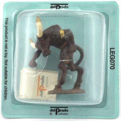 Legend Soldatino Minotaur Fantasy Figure Del Prado Leg070