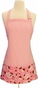 Girly-Aprons-Style-GA200-Three-Pocket-w-print-Bib-Apron-Made-in-USA
