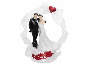 Ecru SANFTES RINGE Braut Paar Rose Deko Tauben Herze Dekoration Hochzeit Car Auto Wedding Deko