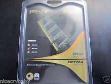 NEW PNY 512MB DDR PC2700 SDRAM Memory Module MN0512SD1-333 64SND SODIMM 144876