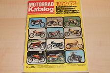SV0067) Motorrad Katalog Nr. 3 - 1972