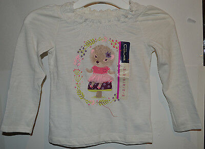 Baby & Toddler Clothing Tops & T-shirts Cherokee Infant Toddler Long Sleeve Top Size 3t Nwt