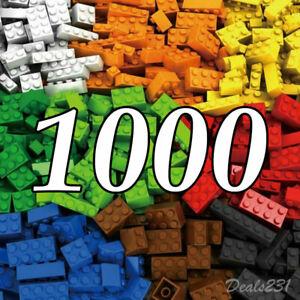 Lego-1000-Pieces-Building-Blocks-City-DIY-Creative-Bricks-Bulk-Model-Toy-Figures