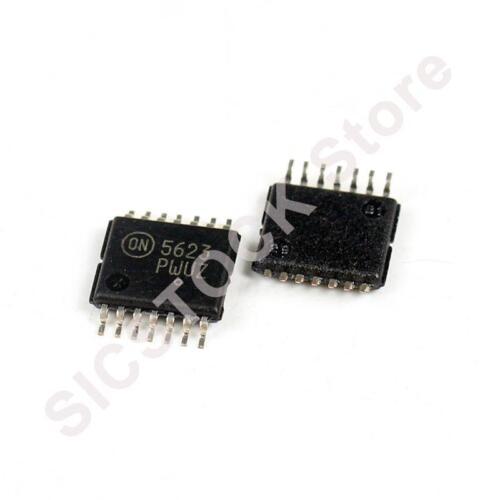 NCP5623DTBR2G IC LED DRIVER RGB 14-TSSOP 5623 NCP5623 5PCS