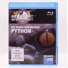 Discovery HD - Austin Stevens - Die Menschenfresser-Python, Blu-ray Disc, NEU