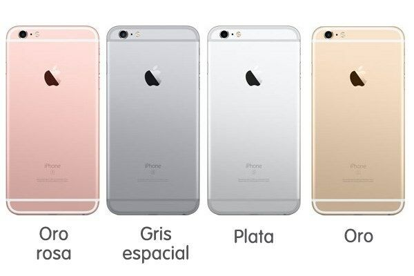 APPLE IPHONE 6S 64GB 1 AÑO DE GARANTÍA+ LIBRE+FACTURA+8ACCESORIOS DE REGALO