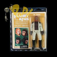 "PLANET of the APES Dr. ZAIUS Cloth 8"" RETRO Action Figure DIAMOND Select MEGO!"