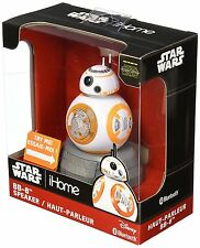 Star Wars BB-8 Bluetooth Speaker Disney IHome