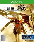 Final Fantasy Type-0 HD (Microsoft Xbox One, 2015)