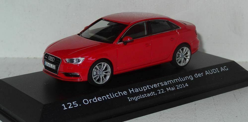 Audi A3 125. Ordentliche Hauptversammlung Audi AG 2014 1 43  PC (R2_2_19)
