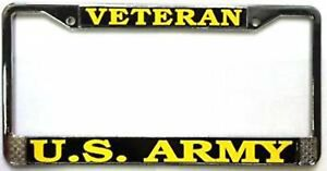US-ARMY-VETERAN-METAL-LICENSE-PLATE-FRAME-MADE-IN-THE-USA