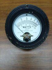 Slug Reading Meter Face Bird 43 Thruline 30Ua Replacement Wattmeter Element