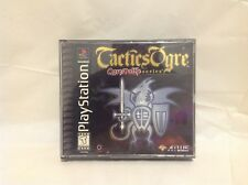 Tactics Ogre (Sony PlayStation 1, 1998)