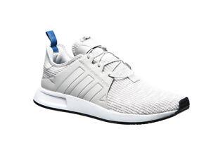 131c7e573f8 Men s Adidas Originals X PLR Running Shoe White Grey Blue BY9258 ...