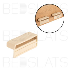 63mm-x-8mm-Sprung-Bed-Slat-Holders-End-Caps-for-Wooden-Frame-10-Pack