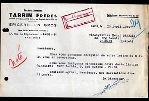 PARIS-XVIII-EPICERIE-en-gros-034-TARRIN-Freres-034-en-1949
