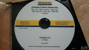 NEW-HOLLAND-TS6-110-TS6-120-TS6-125-TS6-140-TRACTOR-OPERATORS-MANUAL-CD-DN151