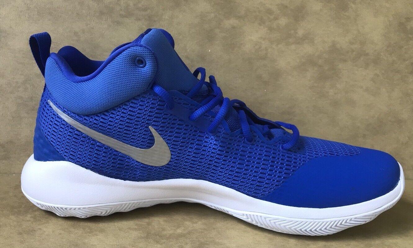 Nike zoom riv tbc promo (902589-404) di pallacanestro maschile sz nuove scarpe casual