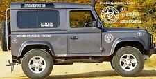 Zombie Outbreak Response Vehicle Sticker Kit, Zombie Hunters, Decals, Vinyl, 4x4