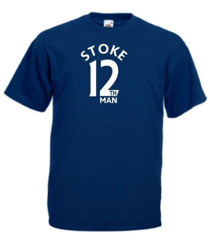 12th MAN Stoke Fan T-shirt kids