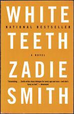 Vintage International: White Teeth by Zadie Smith (2001, Paperback, Reprint)