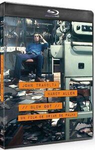Blu-ray-034-Blow-Out-034-John-Travolta-NEUF-SOUS-BLISTER