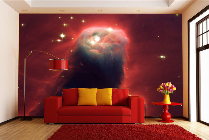 3D Universe ROT 18313 Paper Wall Print Decal Wall Wall Murals AJ WALLPAPER GB