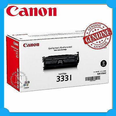 Canon Genuine Cart333I Black High Yield Toner->LASER SHOT LBP8780x CART333 17K