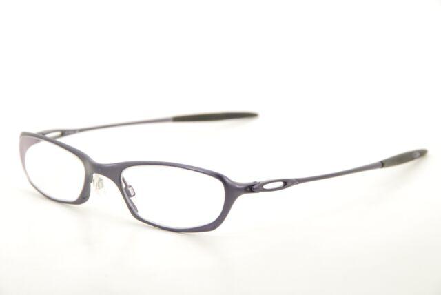 6693fb9752 Authentic Oakley 11-510 O Wire Steel Blue 52mm Frames Eyeglasses RX ...