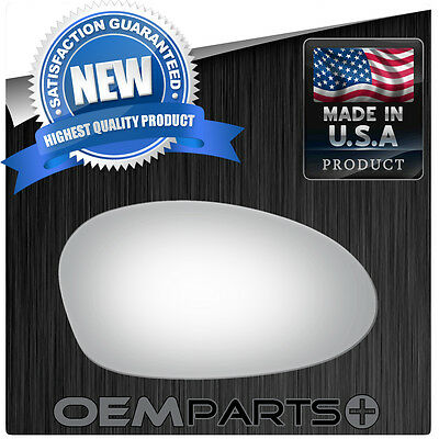 2003-2008 BMW Z4 Convex Passenger Side Power Replacement Mirror Glass