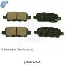 Brake Pads Set fits TOYOTA ALPHARD ANH10W 2.4 Rear 03 to 08 2AZ-FE TRW Quality