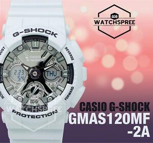 Casio G-Shock S Series new GMA-120 Watch GMAS120MF-2A GMA-S120MF-2A